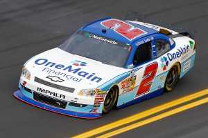 No. 2 OneMain Financial Chevrolet Impala (Elliott Sadler) - Photo Credit: Chris Graythen / Getty Images for NASCAR