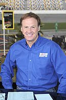 ESPN Analyst Rusty Wallace