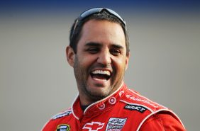 Juan Pablo Montoya - Photo Credit: Jeff Gross/Getty Images for NASCAR