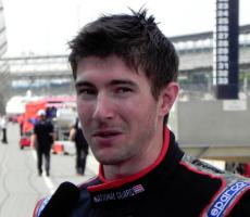 JR Hildebrand - Photo Credit: Catchfence Open Wheel Editor: Paul Powell