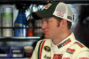 Dale Earnhardt Jr. - Photo Credit: Andy Lyons/Getty Images for NASCAR