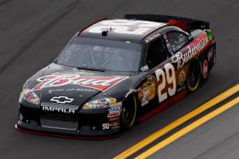 2012 NSCS 29 car - Budweiser (Kevin Harvick) - Photo Credit: Chris Graythen/Getty Images for NASCAR