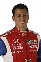 2012 IICS Graham Rahal - Photo Courtesy of INDYCAR/LAT USA