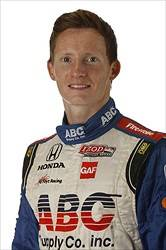 2012 IICS Mike Conway - Photo Courtesy of INDYCAR/LAT USA