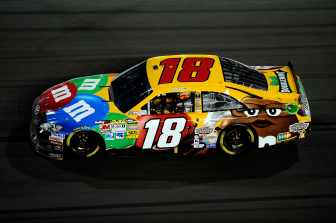 2012 NSCS 18 car (Kyle Busch) - Photo Credit: Jared C. Tilton/Getty Images for NASCAR