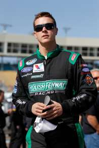 Trevor Bayne - Photo Credit: Tyler Barrick / Getty Images for NASCAR