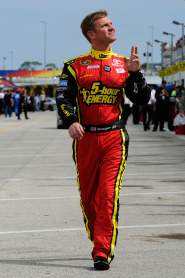 2012 NSCS Clint Bowyer - Photo Credit: John Harrelson/Getty Images for NASCAR