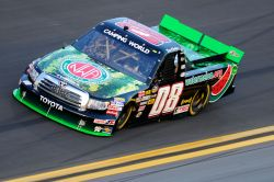 No. 08 Florida Watermelon Association / National Watermelon Promotion Board Toyota Tundra (Photo Credit: Getty Images for NASCAR)