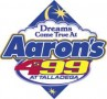 Aaron's 499 at Talladega Logo