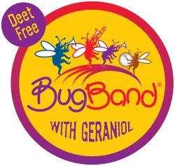 BugBand Circle logo
