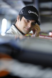 Nelson Piquet Jr - Photo Credit: Rainer Ehrhardt / Getty Images for NASCAR