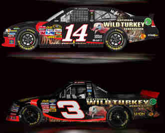 The NSCS No. 14  Bass Pro Shops NWTF & The NCWTS No. 3 Bass Pro Shops NWTF