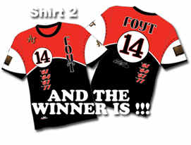 AJ Foyt Legends Shirt Winner
