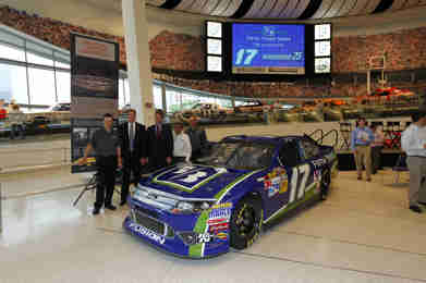 2012 NSCS No. 17 Fifth Third Bank Ford Fusion - Roush Fenway Racing