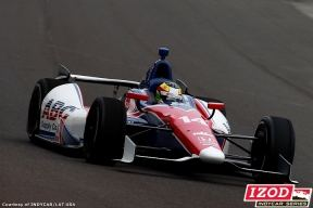 No. 14 ABC Supply driven by Mike Conway - Photo Courtesy of INDYCAR/LAT USA