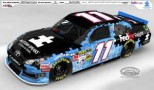 No. 11 FedEx Autism Speaks Toyota Camry