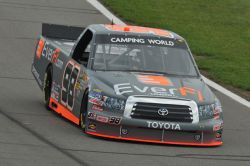 No. 98 Everfi Toyota Tundra
