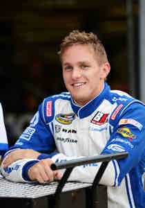 Parker Kligerman - Photo Credit: Donald Miralle / Getty Images for Texas Motor Speedway