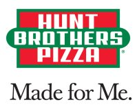 "Hunt Brothers Pizza - ""Made For Me"" Logo"