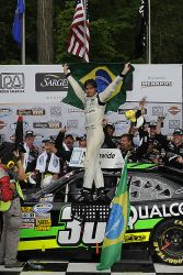 Nelson Piquet Jr. Wins Sargenta 200 At Road America