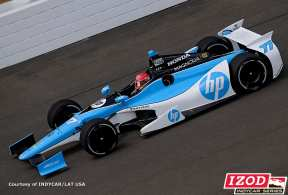 No 77 Scmidt Hamilton HP Motorsports driven by Simon Pagenaud - Photo Credit: INDYCAR/LAT USA