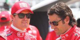 Scott Dixon and Dario Franchitti - Photo Credit: INDYCAR/LAT USA