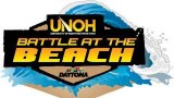UNOH Battle at the Beach Logo
