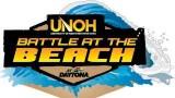 UNOH Battle at the Beach Logo