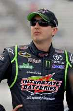 Kyle Busch Interstate Batteries - Photo Credit: Getty Images for NASCAR