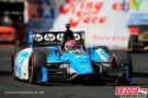 Simon Pagenaud on Track - Photo Credit: INDYCAR/LAT USA