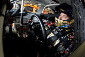 Ryan Newman in car - Photo Credit: Todd Warshaw/Getty Images for NASCAR