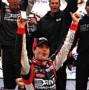 Jeff Gordon in Victory Lane - Photo Credit: Harold Hinson Photography (HHP)