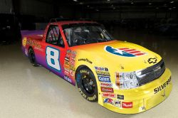 No. 8 Made in the USA / BugBand Chevrolet Silverado