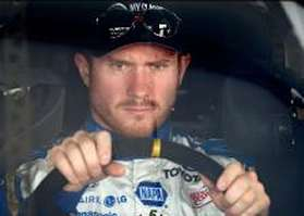 Brian Vickers - Michael Waltrip Racing