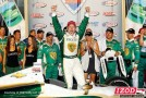 Ed Carpenter MAVTV 500 Victory Lane - Photo Credit: INDYCAR/LAT USA