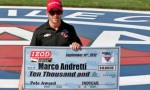 Marco Andretti Wins MAVTV 500 Pole At ACS - Photo Credit: INDYCAR/LAT USA