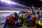 No 21 Good Sam/Camping World Ford Fusion Pit Stop