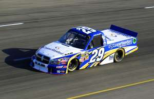 No 29 Cooper Standard RAM driven by Ryan Blaney - Photo Credit: Sean Gardner/Getty Images for NASCAR
