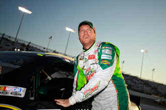 Dale Earnhardt Jr - Photo Credit: Rainier Ehrhardt/Getty Images for NASCAR