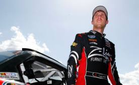 Denny Hamlin (Z-Line Designs) - Photo Credit: Tyler Barrick/Getty Images