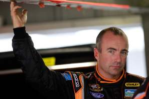 Marcos Ambrose - Photo Credit: Geoff Burke/Getty Images