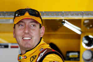 Kyle Busch (M&Ms) - Photo Credit: Todd Warshaw/Getty Images