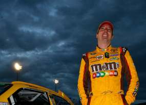 Kyle Busch - Photo Credit: Tyler Barrick/Getty Images