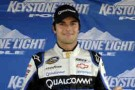 Nelson Piquet Jr Keystone Light Pole - Photo Credit: Jared C. Tilton/Getty Images for NASCAR