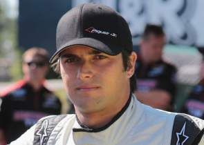 Nelson Piquet Jr (Qualcomm) - Photo Credit: Dilip Vishwanat/Getty Images