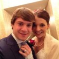 Cassill Marries longtime girlfriend Katie Linsted