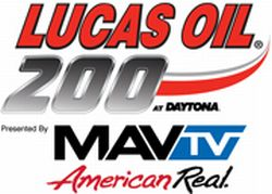 Lucas Oil 200 at Daytona presented by MAVTV American Real