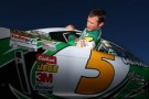 Kasey Kahne, driver of the #5 Quaker State Chevrolet, gets into his car - Photo Credit: Jonathan Ferrey/Getty Images