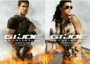 G.I. Joe: Retaliation, D.J. Cotrona and Adrianne Palicki