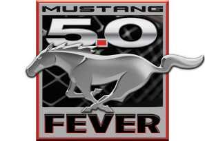 Motorcraft's 5.0 Fever Sweepstakes Logo